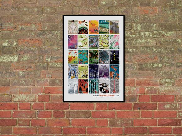 AZ collective term poster competition prize
